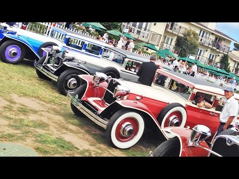 REPLAY: 2016 Pebble Beach Concours d'Elegance!