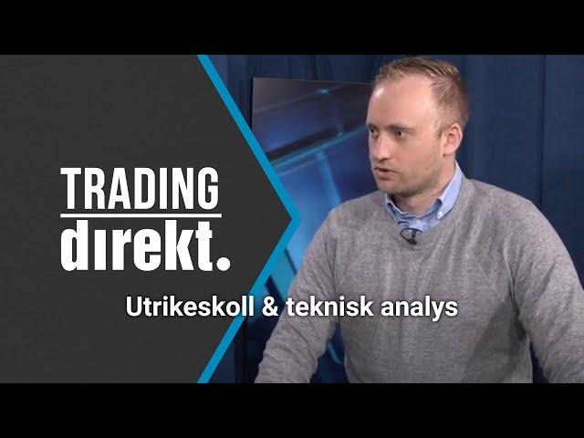 Trading Direkt 2020-06-05: UTRIKESREDAKTÖREN OM VAD SOM DRIVER BÖRSEN JUST NU