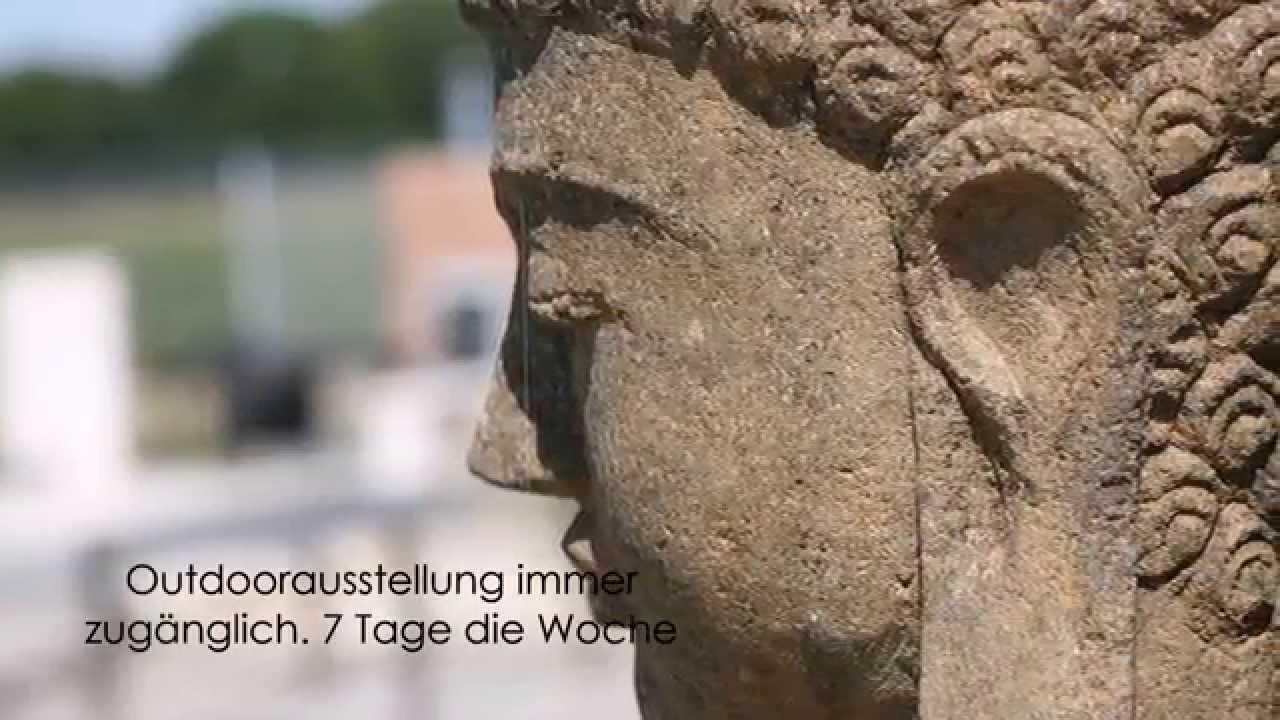 Naturstein-Ausstellung Atlas Natursteine AG - YouTube