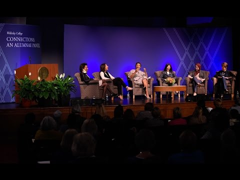 Connections: An Alumnae Panel