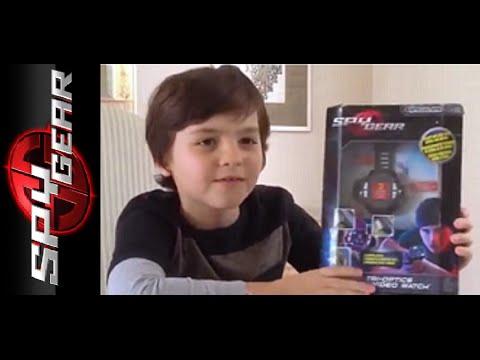 Spy Gear Tri-Optics Video Watch Review