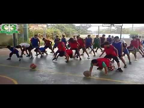 dinamica baloncesto