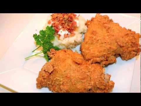 Kentucky Fried Chicken Recipe - 11 Herbs and spices