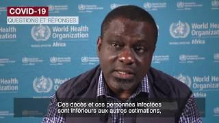 COVID-19 Questions et réponses : Les projections dans la région africaine