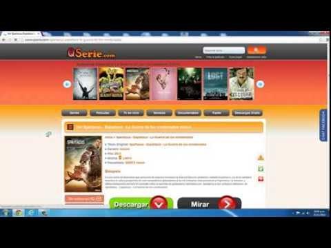 Como Ver Series De Tv Online Gratis Pagina Para Ver Peliculas Completas Por Internet Youtube