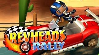 Rev Heads Rally - Spunge Games Pty Ltd Walkthrough