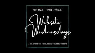 WEBSITE WEDNESDAYS #1 | The Basics for building your website  08.05.2020