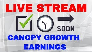 Canopy growth earnings - buying aurora-namaste planet 13 stocks live news - departures capital