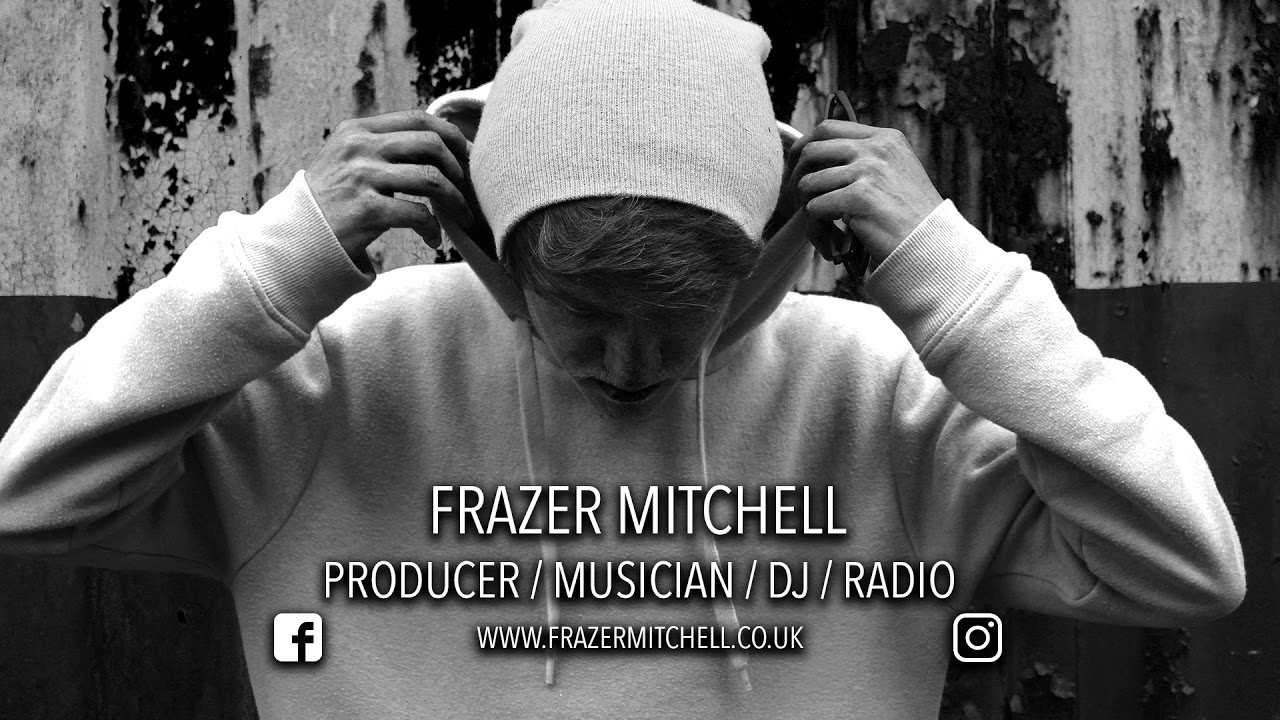 Frazer Mitchell - Chill Out Rap / Vocal Instrumental 110BPM