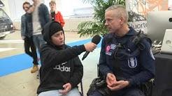 Miten päädyit poliisiksi, vanhempi konstaapeli Niklas Kråknäs?