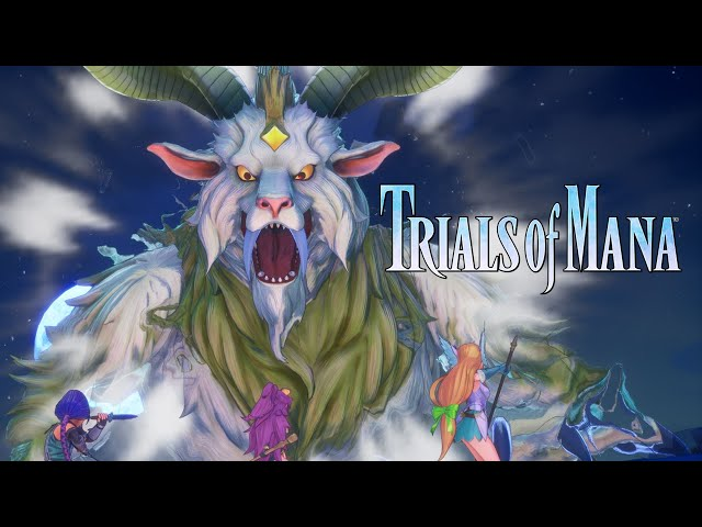 Trials of Mana | TGS 2019 Trailer