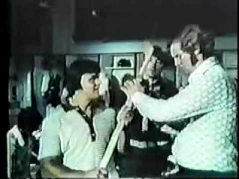 Marcel Dionne and Frank Mahovolich CCM Sticks Hockey Commercial