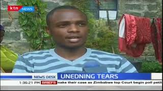 Nakuru family pleading for support to bury father