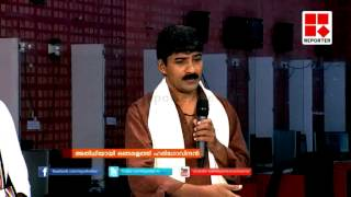 Njeralath Harigovindan In Morning Reporter