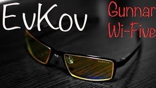 E*Обзор / Компьютерные очки Gunnar Wi-Five
