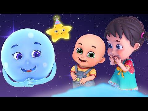 চাঁদমামা  গোলমটল - Chanda Mama - Bengali Rhymes for Children | Jugnu Kids Bangla