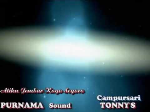 Tony's electon - Atiku jembar koyo segoro