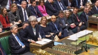 Brexit deal DOA?