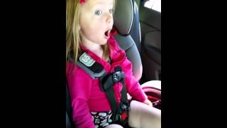 2014-09-21 Presley singing K-State fight song Thumbnail