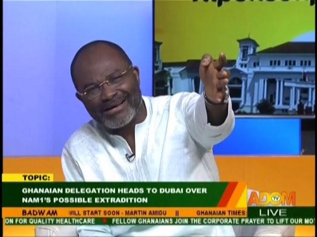 NAM1 is A Criminal, He's Evil, and He's Naturally Born Bad – Kennedy Agyapong