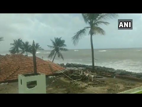 West coast on alert as Gujarat braces for Cyclone Vayu's landfall on June 13