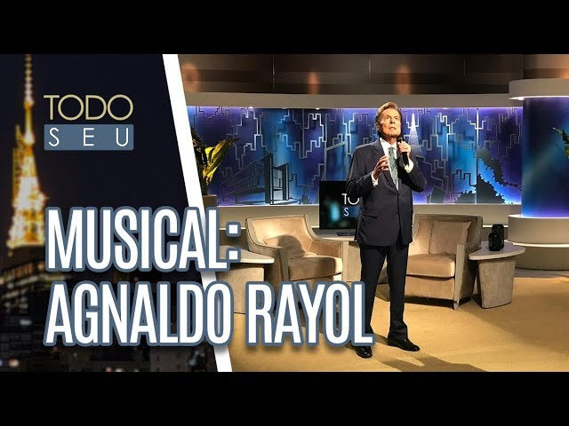 Musical: Agnaldo Rayol - Todo Seu (04/03/19)