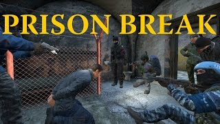 PRISON BREAK! - DayZ Standalone Ep.1