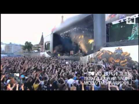 Linkin Park   Bleed it Out     in Red Square, Russia    2011   720p