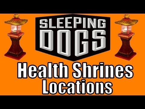 Sleeping Dogs Spiritual Healing Achievement | Trophy Guide