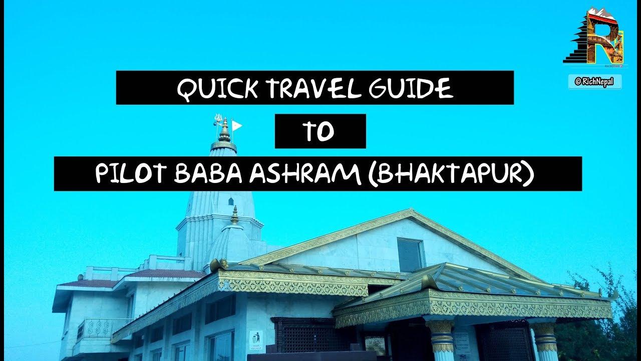 Beautiful Place Pilot Baba Bhaktapur Quick Travel Guide | Travel Nepal | Rich Nepal