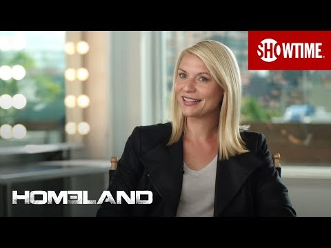 Claire Danes on Carrie Mathison | Homeland | Season 6