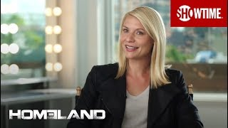 Claire Danes on Carrie Mathison | Homeland | Season 6