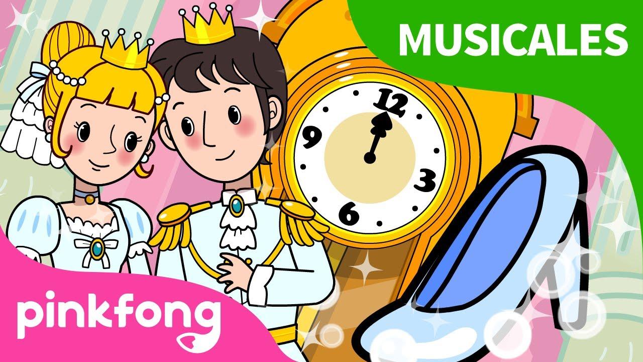 Cenicienta | Cuentos Clásicos Musicales | Pinkfong Cuentos Infantiles