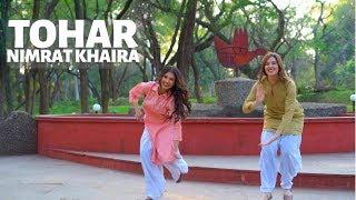 TOHAR | Nimrat Khaira | BHANGRA BY CHRISTINE & ERICKA VIRK