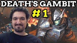 ОБОЖАЮ ЭТУ ИГРУ! - Death's Gambit #1 | Прохождение и обзор на русском