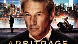 Arbitrage Movie Trailer (2012)