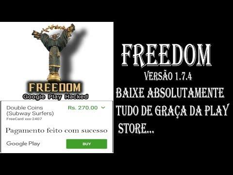 DOWNLOAD FREEDOM ATUALIZADO SETEMBRO 2017 V 1.8.4 (Link Atualizado)