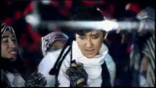100721 Hangeng 飞蛾扑火(Fire) MV [Full]
