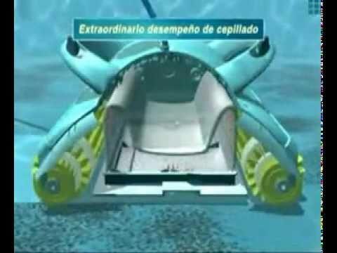 Robots limpiadores dolphin para piscinas dolphin galaxy for Limpiadores de piscinas