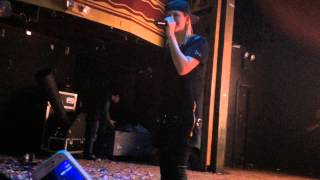Christina Novelli sings Concrete Angel live in NYC, Webster Hall