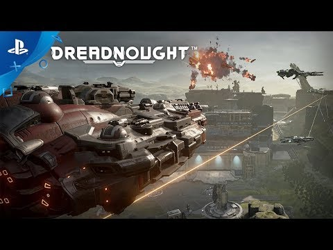 Dreadnought - Founder's Pack Trailer | PS4