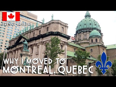 WHY I MOVED TO MONTREAL, QUEBEC | Vlog #194