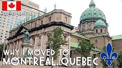 WHY I LEFT THE PHILIPPINES TO LIVE IN MONTREAL, QUEBEC | Vlog #194