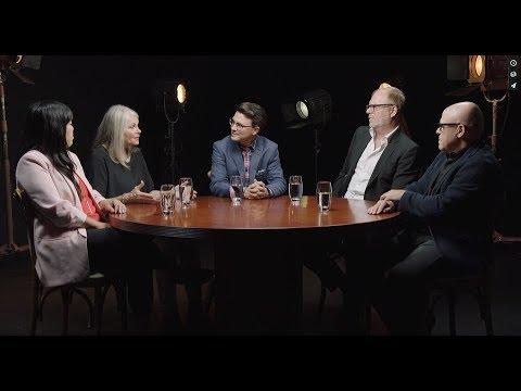 DGC Red Carpet Roundtable (FULL TV) Stefan Brogren, Helen Shaver, Aleysa Young & Ken Girotti