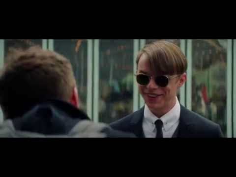 Dane DeHaan - The Amazing Spider-Man 2 (2014) funny moments #1