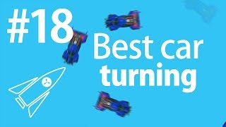 The best turning cars in RL - Rocket Science #18