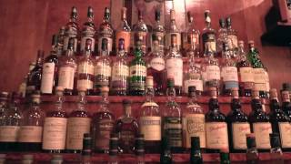 What have you done with your life? If you're grappling for an answer perhaps it's time to head to Uptown Pubhouse and get your name on the Scotch Wall. After navigating a list of 70 scotches your name will be immortalized and you'll get a shirt.