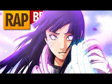 Rap da Hinata (Naruto) Ft. Isis Vasconcellos | Tauz RapTributo 02