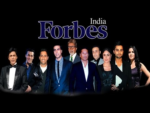 The Top 20 India's Most Powerful Celebrities List - Forbes
