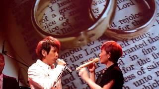 20110105 梁靜茹 靜茹情歌告訴你演唱會 03 一家一.MTS